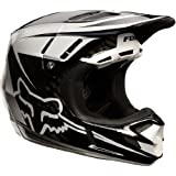 Fox Racing V4 Flight Carbon Helmet (Carbon, XX-Large)