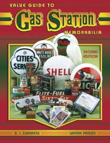 Value Guide to Gas Station Memorabilia (Gas Oil Sinclair)