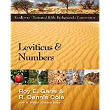 Leviticus and Numbers (Zondervan Illustrated Bible Backgrounds Commentary)