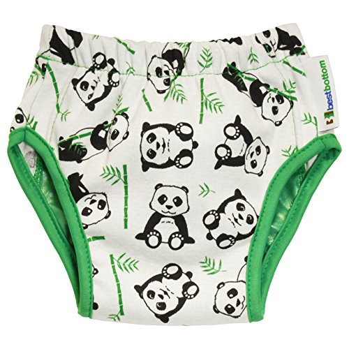 Best Bottom Training Pants, Playful Panda, X-Large