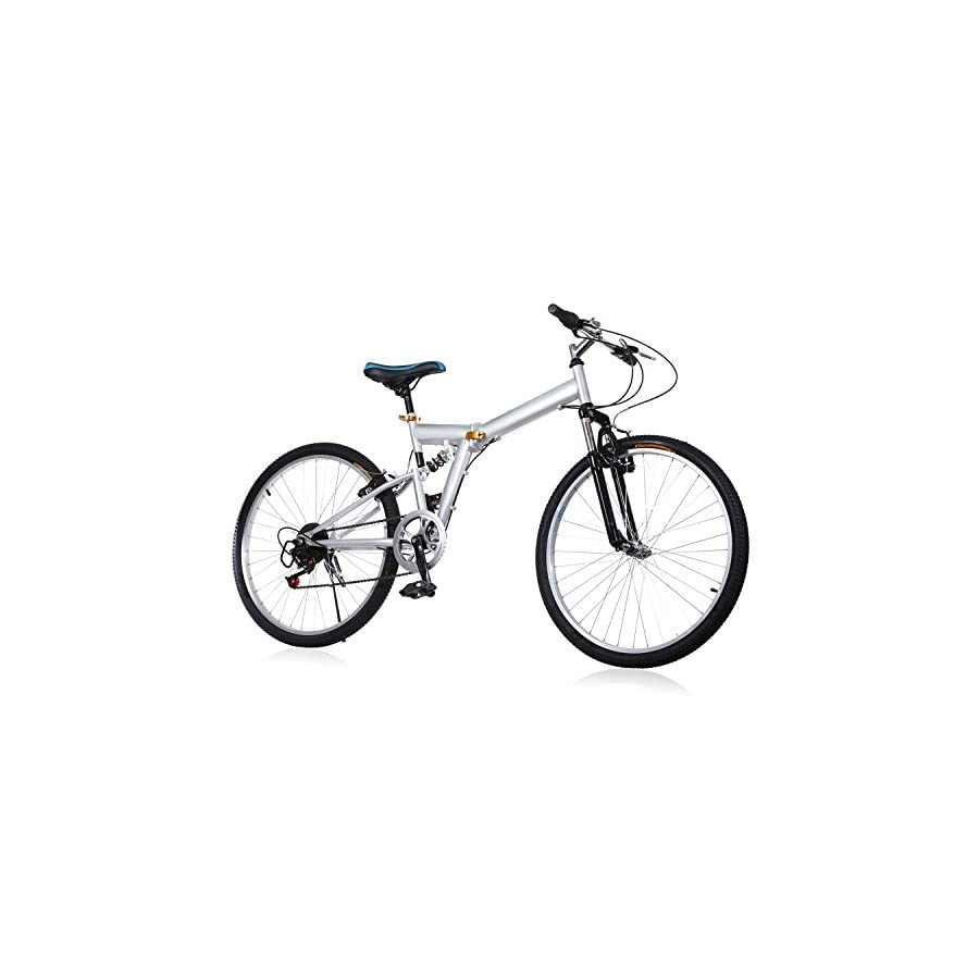 "Wakrays 26"" 6 Speed Mountain Bike Sport Bicycle"
