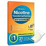 Aroamas Nicotine Patches to Quit Smoking - Step