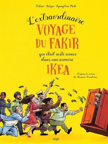 Fakir L'extraordinaire Coincé Voyage Resté Qui Du Etait IYD2WHE9