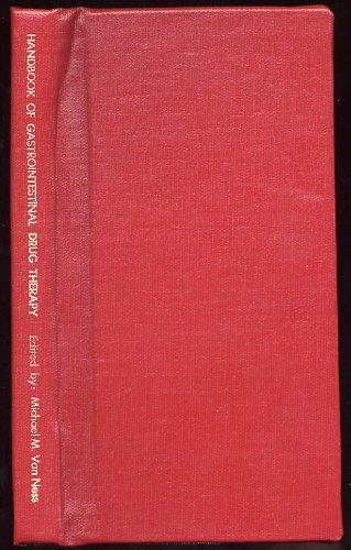 Handbook of Gastrointestinal Drug Therapy