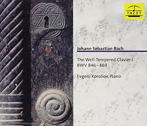 - Johann Sebastian Bach: The Well-Tempered Clavier, Vol. 1: BWV 846-869