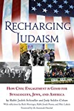"Judith Schindler and Judy Seldin-Cohen, ""Recharging Judaism"" (CCAR, 2017)"