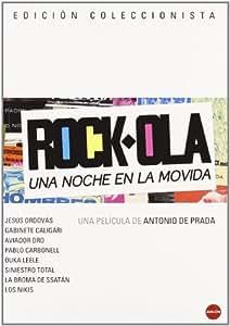 Rockola Una Noche En La Movida [DVD]