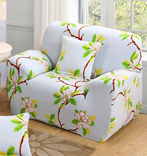 Incredible Chezmax Printed Couch Cover Polyester Spandex Fabric Sofa Ncnpc Chair Design For Home Ncnpcorg
