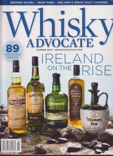 Whisky Advocate Magazine Summer 2013