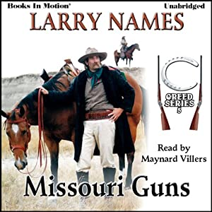 Missouri Guns Audiobook