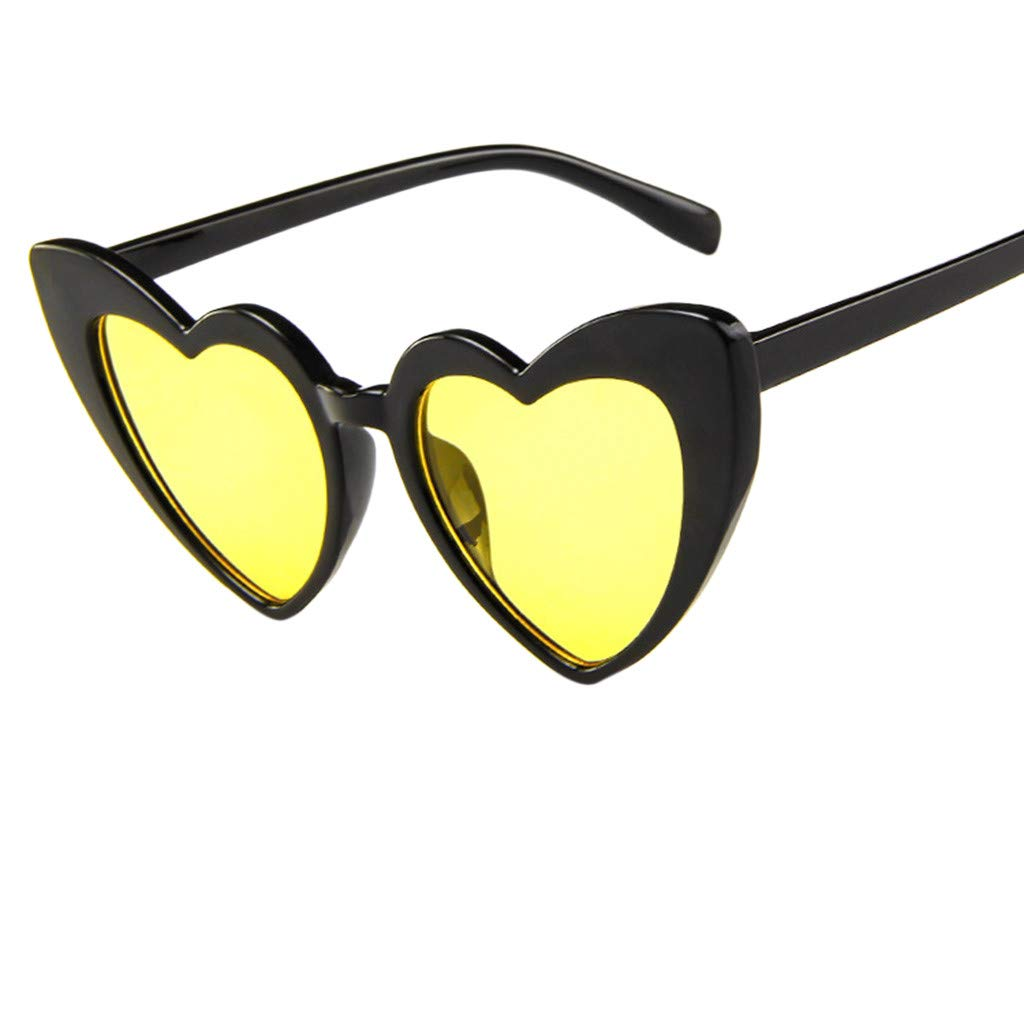 Hanjinr Polarized Sunglasses For Women,Polarized UV Protection Fashion Goggle Eyewear