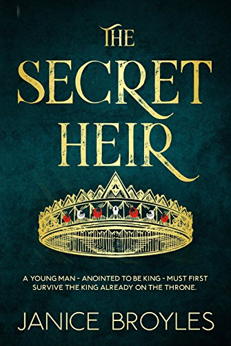 Book: The Secret Heir - David has a secret…and a dangerous love. by Janice Broyles