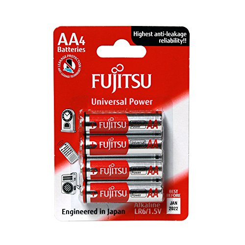 fujitsu battery aa - 7