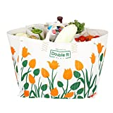 Large Heavy Duty Shopping Bags/Grocery Bag/Vegetable Bag/jhola/thela with Full Handles