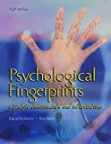 img - for Psychological Fingerprints: Lifestyle Interventions and Interventions book / textbook / text book