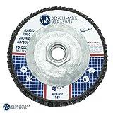 "Benchmark Abrasives 4.5"" x 5/8""-11 Premium High"