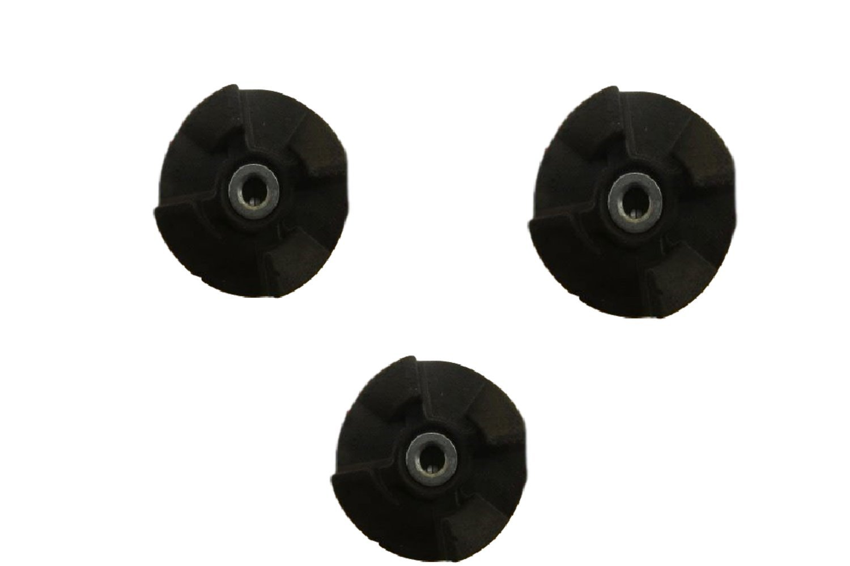3 unidades de goma de repuesto de engranajes Compatible con la ...
