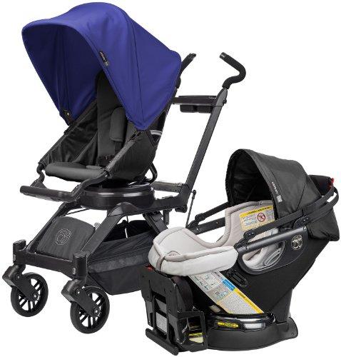 Orbit Baby G3 Essentials Kit - Blueberry - Black - Black