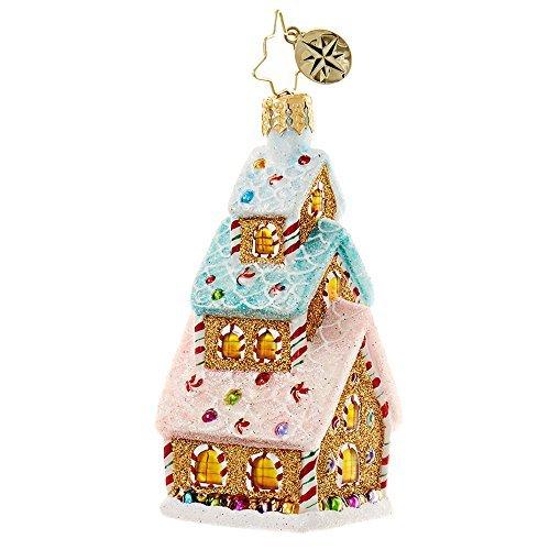 Christopher Radko Tasty Triple Decker Little Gem Christmas Ornament