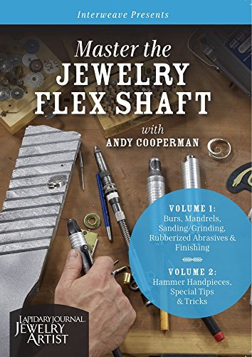Master the Jewelry Flex Shaft with Andy Cooperman