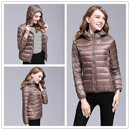 Duck White Invierno Parka Otoño Con Capucha Warm Jacket Khaki Fashionmaeultra Lady Fashionmae Down Mujeres Coat Light Plus Chaquetas Size Female 1wTqE4y8t