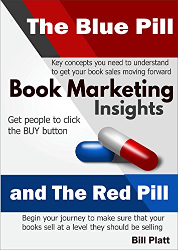 Book Marketing Insights Blue Pill ebook