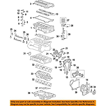 GM OEM-Engine Connecting Rod Bearing 12591093