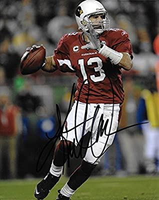 Kurt Warner, Arizona Cardinals, Signed, Autographed, 8X10 Photo, a Coa with the Proof Photo of Kurt Signing Will Be Included