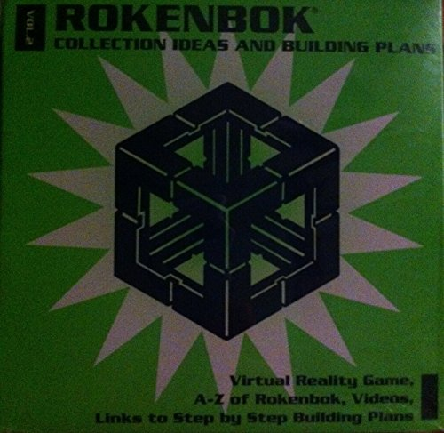 Rokenbok Collection Ideas and Building Plans Virtual Reality Game ()
