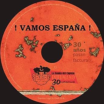 Vamos España! de La Banda Del Capitán Inhumano en Amazon Music ...