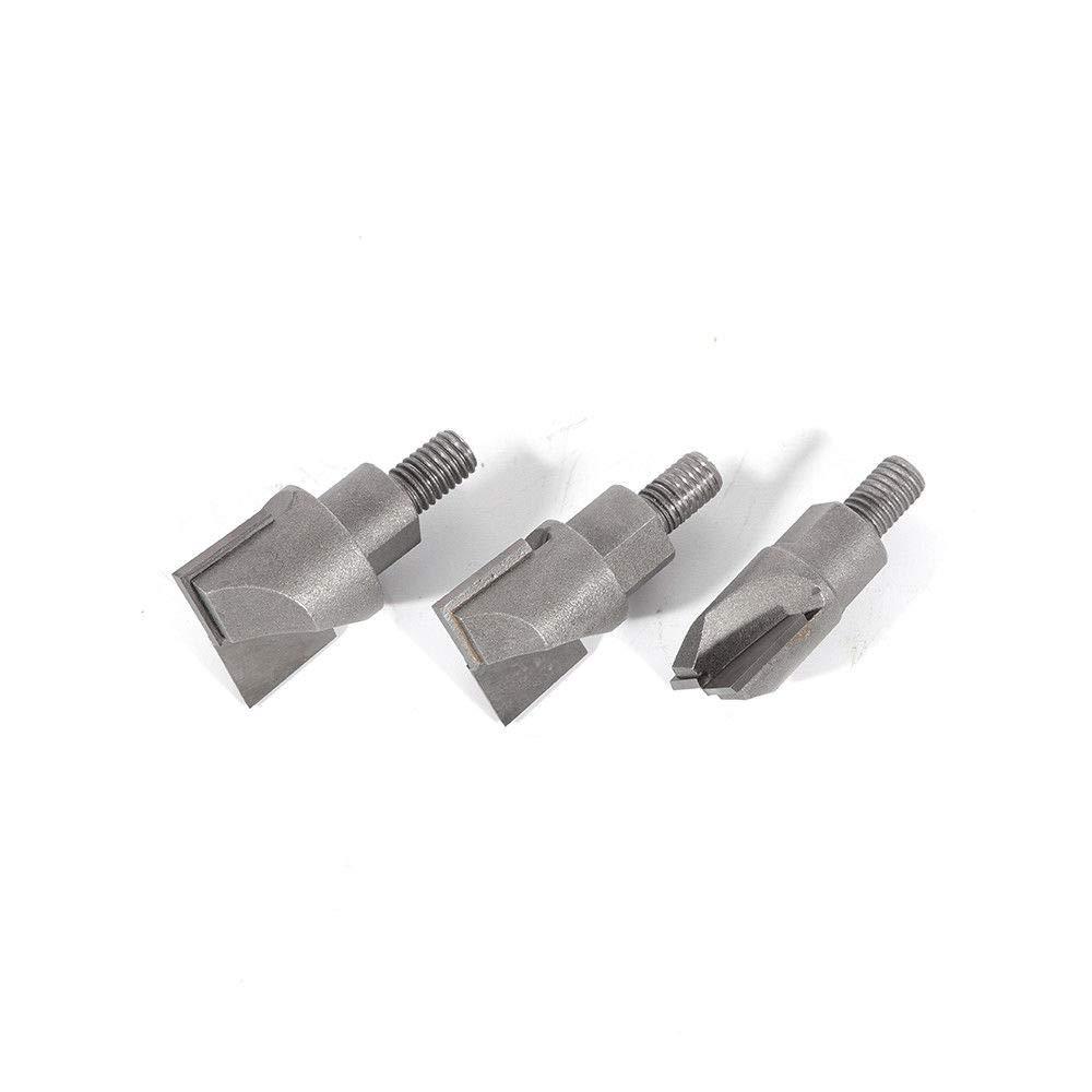 Mortice Lock Fitting Jig Door Lock Mortiser Kit 90mm Perforator Folder + 16.5,20,25mm drill bit by NOPTEG (Image #6)