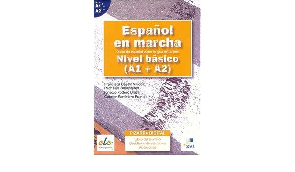 Espanol En Marcha Basico Pizarra Digital (Interactive CD-Rom ...