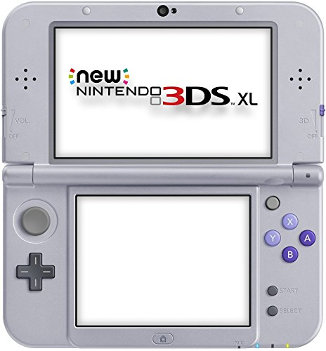 Nintendo 3DS XL Bundle (2 Items): Nintendo New 3DS XL - Super NES Edition and USB Sync Charge USB Cable for New 2DS XL/ New 3DS/ New 3DS XL/ 2DS/ 3DS XL/ 3DS/ DSi XL/ DSi.