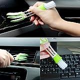 Gotd Automotive Keyboard Supplies Versatile Cleaning Brush Vent Brush Cleaning Brush (Green)