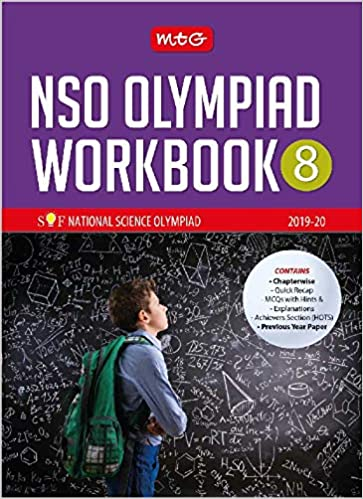 Buy National Science Olympiad Workbook Class 8 2019 20 Book Online At Low Prices In India National Science Olympiad Workbook Class 8 2019 20 Reviews Ratings Amazon In
