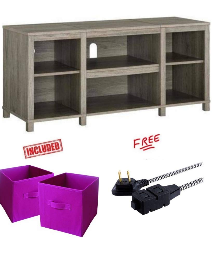 Parsons Cubby TV Stand TVs up to 50