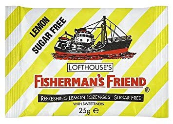 Fishermans friend sex