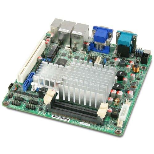 Jetway NC9NDL-2550 Dual LAN & 6x COM Atom D2550 Mini-ITX MB w/ DC-DC Power by Jetway (Image #1)'