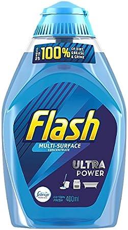 Flash Gel Líquido Algodón Fresco (400 millilitros): Amazon.es: Hogar