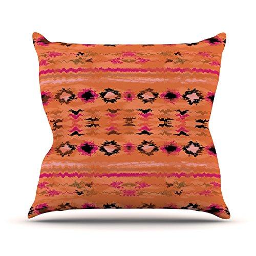 Nourison Mina Victory Mina Victory We210 Red Decorative Pillow 22 X 22