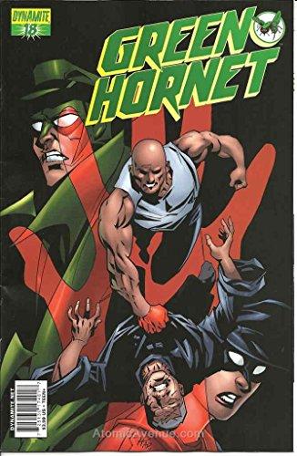 18a Hornet (Green Hornet (Dynamite) #18A VF ; Dynamite comic book)