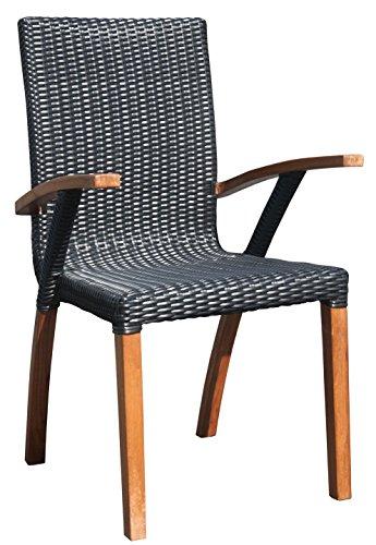 CHIC TEAK Teak Bali Dining Chair Made