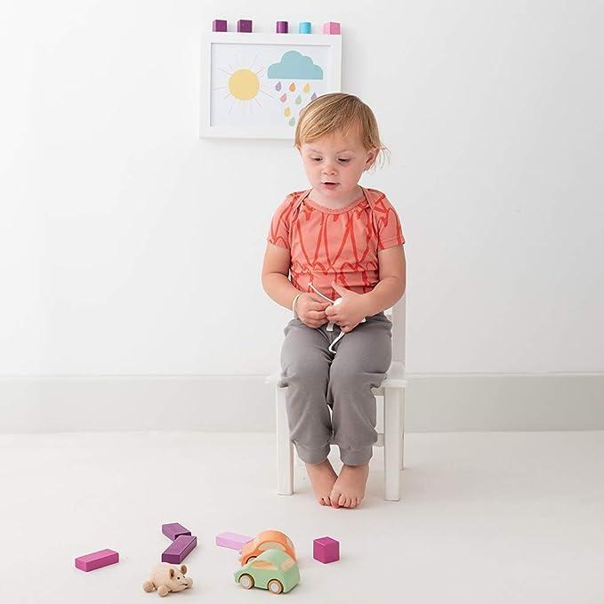 Suaves y c/ómodos 100/% algod/ón Lovjoy Pantalones Informales para beb/és y ni/ños y ni/ñas
