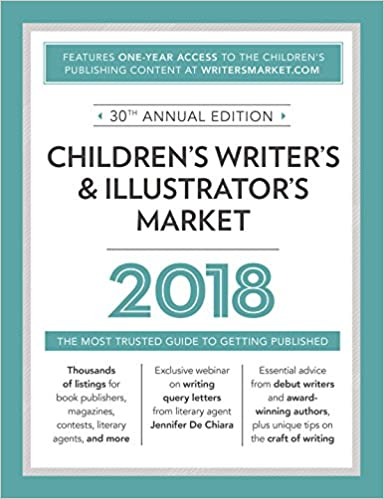 Amazon com: Children's Writer's & Illustrator's Market 2018: The
