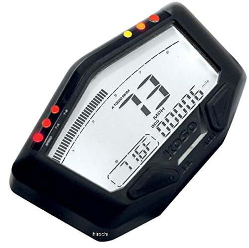 コソ KOSO DB-02R マルチ スピードメーター 0-360 km/h 2201-0083 BA022W10   B01M1L7G0X
