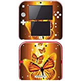 Decal Skin Vinyl Game Cover for Nintendo 2DS - Wings of Gold