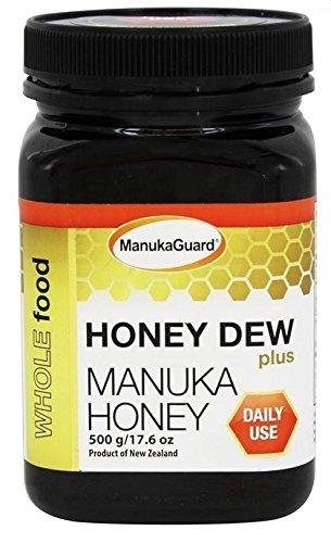Manukaguard Manuka Honey Table Blend Honey Dew Plus, 17.6 Ounce