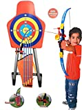 Laser Bow Arrow Archery Set Children Kids Crossbow Target Outdoor