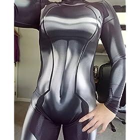 - 51biju 2BjiDL - CosplayLife Zero Suit Samus Cosplay Costume | Samus Aran Suit | Metriod Costume | Samus Zero Suit Costume