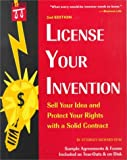 img - for License Your Invention: Sell Your Idea and Protect Your Rights with a Solid Contract by Richard Stim (2000-04-30) book / textbook / text book